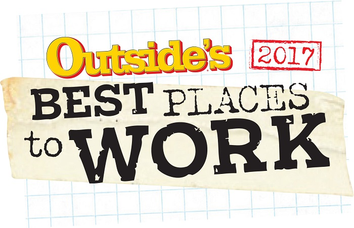 """Nine Comapnies in NWCCOG's Region Recognized as among """"100 Best Places to Work in 2017"""" by Outside Magazine"""
