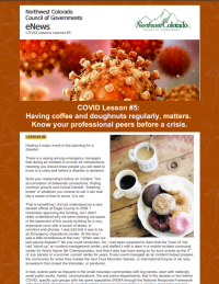 Covid Lessons – #5