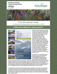 June 2021 – A Mountain Migration Tipping Point?