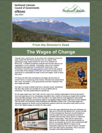 July 2021 – Wages, Jobs, Going Back to Work